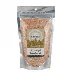 Cereus Himálajská koupelová sůl - konopí (uzavíratelný sáček 500 g)