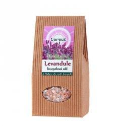 Cereus Himálajská koupelová sůl - levandule (krabička 500 g)