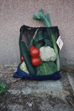 Český západ Pytlík na ovoce a zeleninu (L) - už žádné zbytečné plastové sáčky