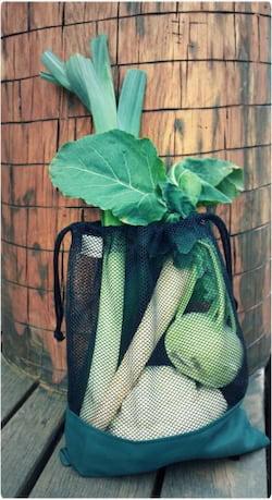 Český západ Pytlík na ovoce a zeleninu (M) - už žádné zbytečné plastové sáčky