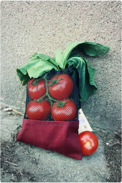 Český západ Pytlík na ovoce a zeleninu (S) - už žádné zbytečné plastové sáčky