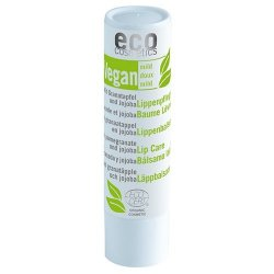 Eco Cosmetics Balzám na rty BIO (4 g) - s granátovým jablkem