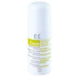 Eco Cosmetics Deodorant roll-on BIO (50 ml) - AKCE - s granátovým jablkem a goji