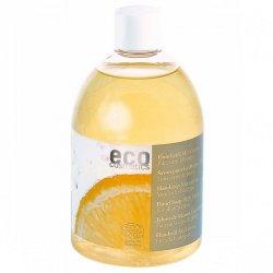 Eco Cosmetics Tekuté mýdlo s vůní citrónu BIO (náplň 500 ml) - pro mytí rukou i celého těla