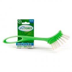 EcoForce Kartáč na nádobí - s vyměnitelnou hlavicí, z recyklu