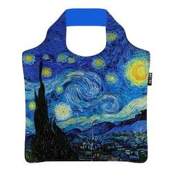 Ecozz EcoShopper Gold Collection - Hvězdná noc (Vincent van Gogh)