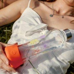 Equa Flowerhead (0,55 l) - Poppy - z odolného borosilikátového skla