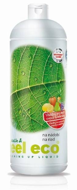 Feel Eco Na nádobí, ovoce a zeleninu (1 l) - vhodný i pro omytí ovoce a zeleniny
