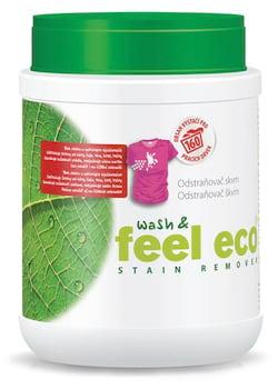 Feel Eco Odstraňovač skvrn a bělící prostředek (800 g) - s aktivním kyslíkem