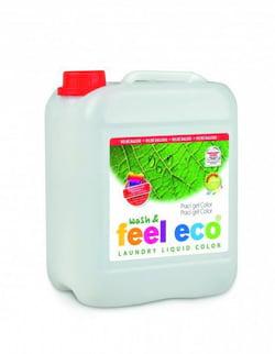 Feel Eco prací gel na barevné prádlo (5 l) - dokonale ochrání barvy oblečení