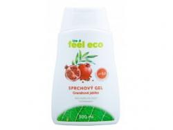 Feel Eco Sprchový gel - granátové jablko (300 ml) - pro hebkou a vláčnou pokožku