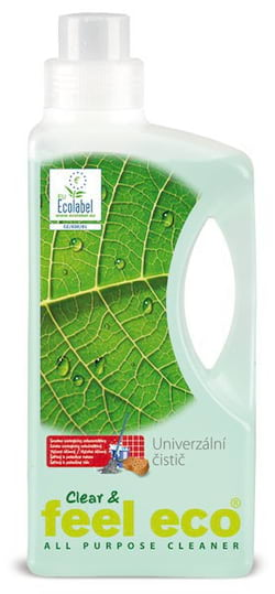 Feel Eco Univerzální čistící prostředek (1 l) - s jemnou citrónovou vůní