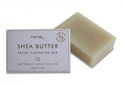 Friendly Soap Přírodní mýdlo na čištění obličeje s bambuckým máslem (95 g)