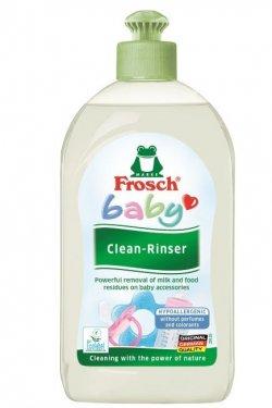 Frosch Mycí prostředek na kojenecké lahve a dudlíky (500 ml)