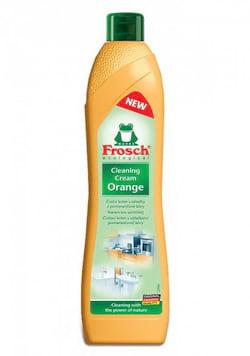 Frosch Tekutý písek - pomeranč (500 ml) - s čistícím a odmašťujícím účinkem