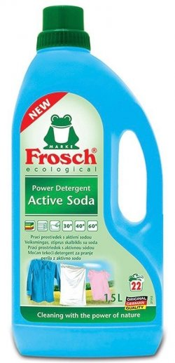 Frosch Univerzální prací prostředek s aktivní sodou (1,5 l)