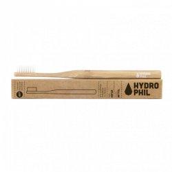 Hydrophil Bambusový kartáček (medium) - natural - 100% z obnovitelných zdrojů