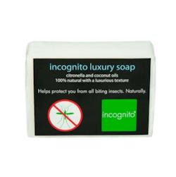 Incognito Repelentní mýdlo proti bodavému hmyzu (100 g)
