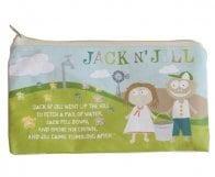 Jack n' Jill Bavlněné cestovní pouzdro - třeba pro přespání u kamaráda