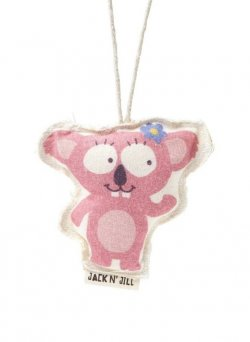 Jack n' Jill Strážce zoubků pro Zoubkovou vílu Koala - 100% z biobavlny