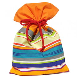 La Pytla Dárkový pytlík - Pomerančovník (XL) - ručně šitý na moravě