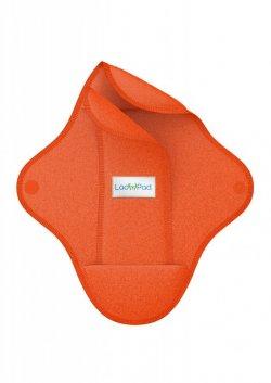 LadyPad Látková vložka s vkládací vložkou (M) - mandarinková
