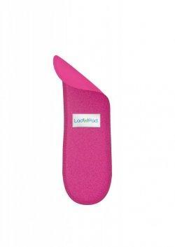LadyPad Samostatná látková vkládací vložka (M) - fuchsiová