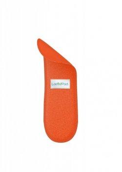 LadyPad Samostatná látková vkládací vložka (S) - mandarinková