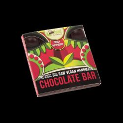 Lifefood Čokoláda malinová RAW & BIO (35 g) - zamilují si ji nejen děti