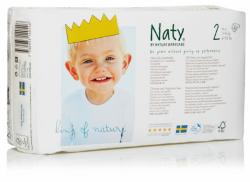 Naty Ekoplenky Mini 2 (3 - 6 kg) (34 ks) - z 55-60 % rozložitelné