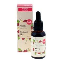 Navia Malinový pleťový olej nerafinovaný BIO (30 ml) - s lehkou vůní malin