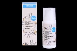 Navia Odličovací mléko BIO (100 ml) - s mandlovým a meruňkovým olejem