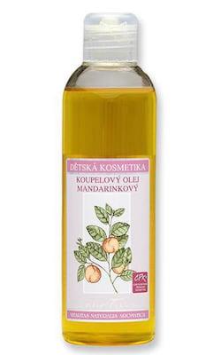 Nobilis Tilia Dětský koupelový mandarinkový olej (200 ml)