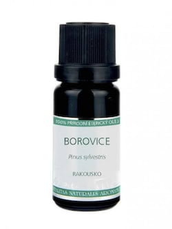 Nobilis Tilia Éterický olej - borovice (10 ml) - antibakteriální a protiinfekční