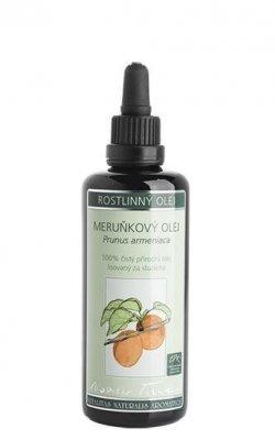 Nobilis Tilia Meruňkový olej (100 ml) - vyživuje a regeneruje