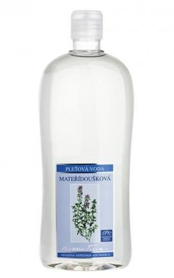 Nobilis Tilia Pleťová voda mateřídoušková (500 ml) - vhodná pro mastnou a smíšenou pleť