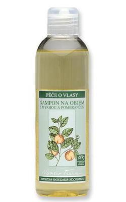 Nobilis Tilia Šampon na objem (200 ml) - s myrhou a pomerančem