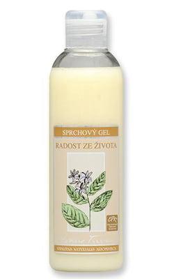 Nobilis Tilia Sprchový gel Radost ze života (500 ml) - s bio slunečnicovým olejem, cpk