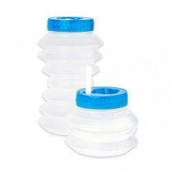Ohyo Skládací lahev (0,5 l) - průhledná - malá i velká zároveň