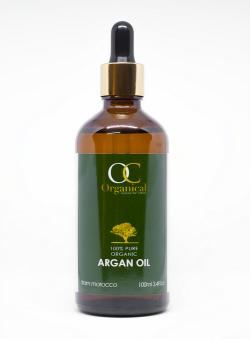 Organical Arganový olej BIO (100 ml) - pouze jednou za studena lisovaný