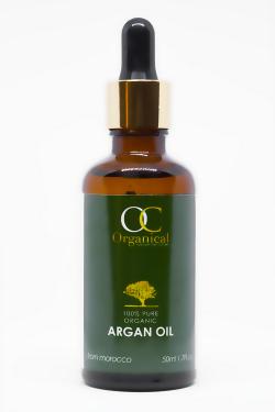 Organical Arganový olej BIO (50 ml) - pouze jednou za studena lisovaný