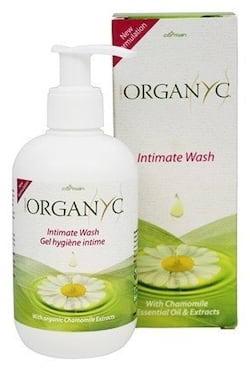 Organyc Přírodní gel pro intimní hygienu BIO (250 ml) - AKCE
