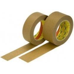 Papírová lepicí páska (38 mm x 50 m) - s lepidlem na bázi přírodního kaučuku