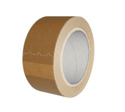 Papírová lepicí páska (50 mm x 50 m) - s lepidlem na bázi přírodního kaučuku