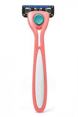 Preserve Holicí strojek Shave 5 (vč. 1 hlavice) - korálově růžový