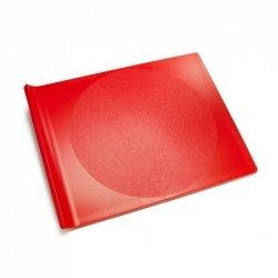 Preserve Krájecí prkénko malé - červené - ze 100% recyklovaného plastu