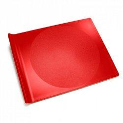 Preserve Krájecí prkénko velké - červené - ze 100% recyklovaného plastu