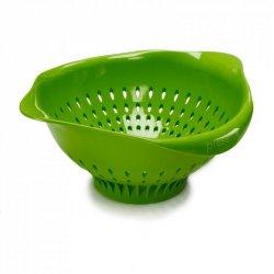 Preserve Kuchyňský cedník (3,5 l) - zelený - ze 100% recyklovaného plastu