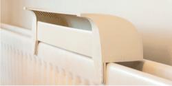 Radfan - zvýší efektivitu radiátoru a distribuce tepla - se 2 ventilátory