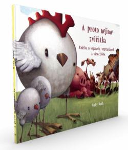 """Ruby Roth - """"A proto nejíme zvířátka"""" - plná nádherných ilustrací"""